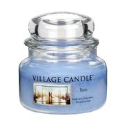 Village Candle Rain 11oz Small Candle Jar